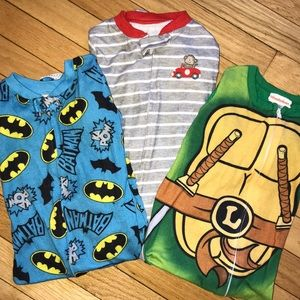 Other - toddler boy pajamas, size 24M (set of 3)